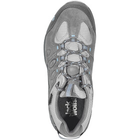 Jack Wolfskin MTN Attack 5 Texapore Low Shoes Women cool water